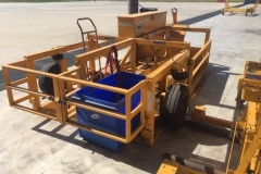 Malabar Wheel Change Trailer - Asset 45