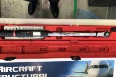 Torque Wrench Sidchrome 250 ft lb PN SCMT26927 SN N090005 - Asset 137